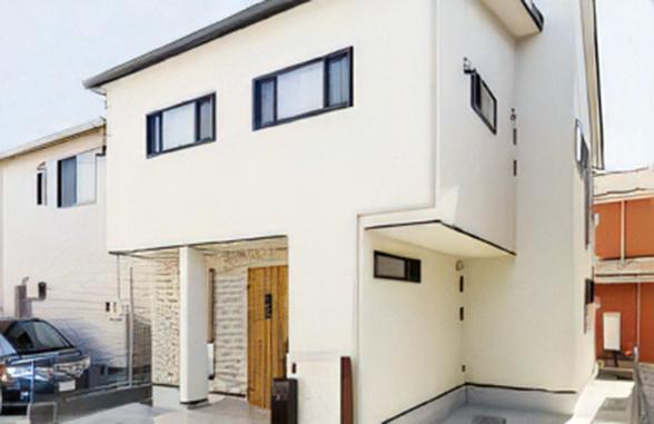 【深谷市 S様邸】「機能屋根」を採用、太陽光を搭載した、お花に囲まれた生活の家。