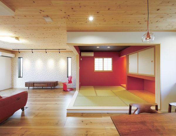 【さいたま市 A様邸】耐震性も安心な3階建て+屋上。約28畳の大空間に家族が集う家