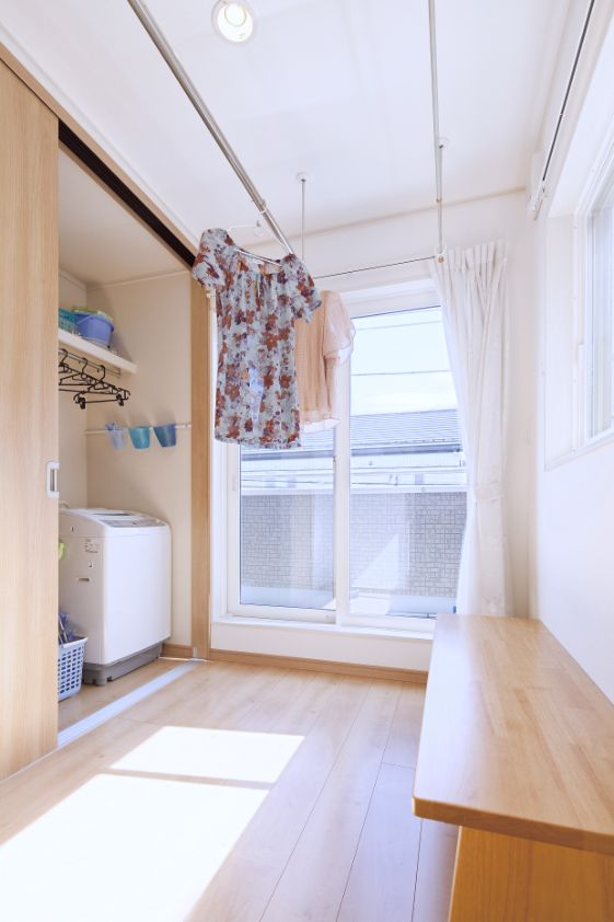 洗濯室 laundry room