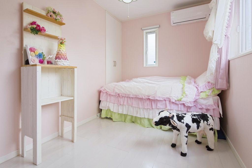 子共部屋 children's room