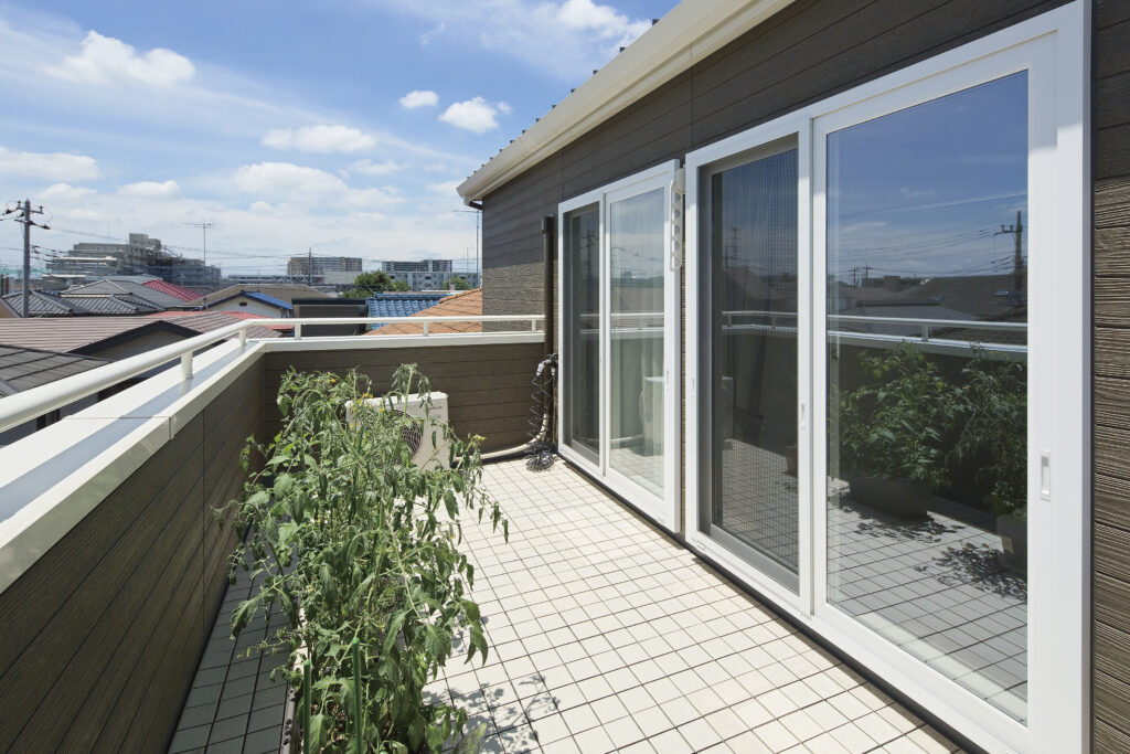 【S様邸 鶴ヶ島市】心地よい光が届く北側2階LDKの家